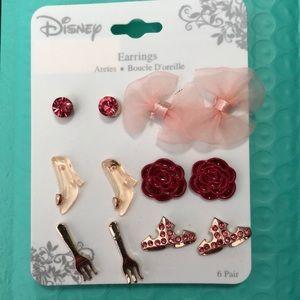 Set of Princess Earrings